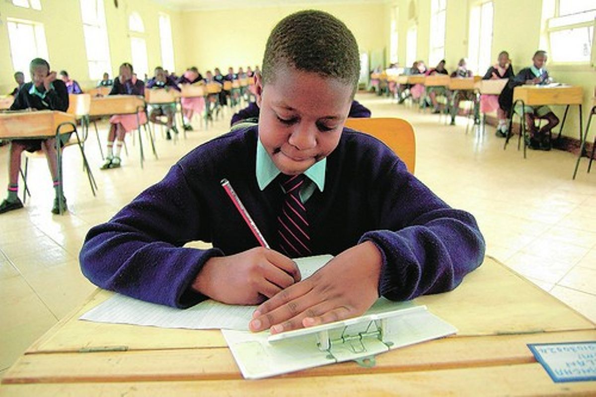 how to check kcse results for the whole school 2019