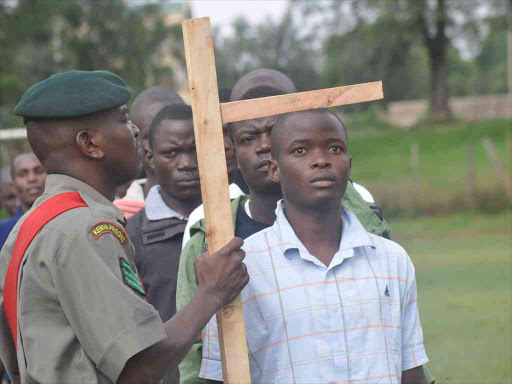 2020 Kenya Prisons Service Recruitment Dates and Centres for Cadets